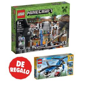 Lego Minecraft: La Mina + Regalo