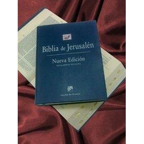 aad3d67ed9f Biblia De Jerusalem Desclee De - Libros en Mercado Libre Uruguay