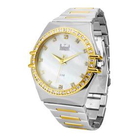70668d0640fd5 Relogio Dumont Feminino Misto - Relógios De Pulso no Mercado Livre ...