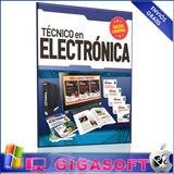 Curs Tecnico En Electrónica + Simulador