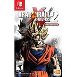 Juego Nintendo Switch Dragon Ball Xenoverse 2