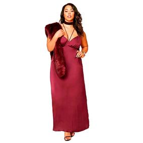 Vestido Largo Fiesta Madrinas Forever 21 Talle 2x