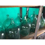 Damajuana Antigua Ancap 11 Lts Industrial Vino Bodega Retro