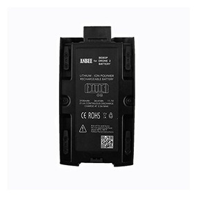 Batería De Alta Capacidad 3100mah 11.1v Para Parrot Bebop 2