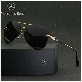 Óculos De Sol Mercedes Benz Original Uv400 Made In Itália R7