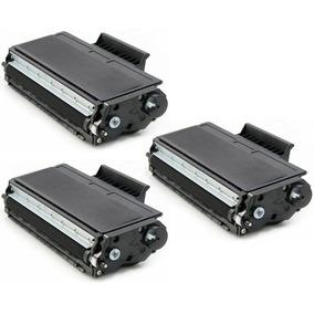 Kit 3x Toner Tn650 P/ Dcp-8085dn 8065dn Dcp8065dn 100% Novo
