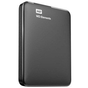be10c97c09497 Disco Duro Externo 1tb Western Digital Elements Usb 3.0