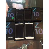 Blackberry Z10 Negros/blancos Nuevos Wifi Pin Caja