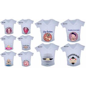 Remeras Embarazada - Futura Mama - Baby Shower - Quilmes -