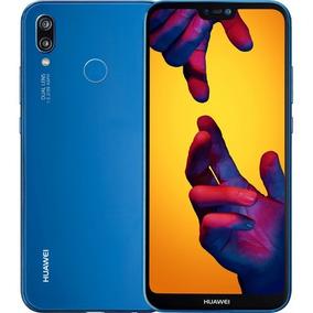Celular Huawei P20 Lite- Oc, 4gb, 32gb Rom, Dual Cam-azul