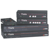 Vista Mini-series - 2 Port Personal Pc Kvm Switches With Aud