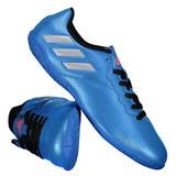 Chuteira adidas Messi 16.4 In Futsal Juvenil - Futfanatics 8e9e983f792da