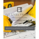 Iso Steel Framing | Obra Seca | Casa | Oficina | Containers