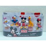 Set De Figuras De Micke Mouse Y Mini Original Disney Store