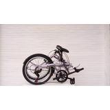 Bicicleta Plegable Aluminio Essenza 25%off