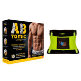 Ejercitador Ab Tomic By Body Crunch® + 70-30 Sport
