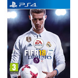 Fifa 18 Ps4 Digital Entrega En 1 Minuto!