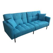 Sofa Cama Con Posabrazos - Sillón Mayor Confort Calidad