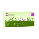 Test Embarazo Mater Test 1 Caja Con 2 Unidades