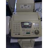 Telefono-fax Papel Común -copiadora Panasonic Kx-fp270