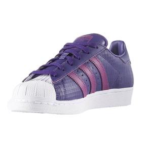 Zapatillas adidas Superstar 100% Orig- Usa Cuero N* 38