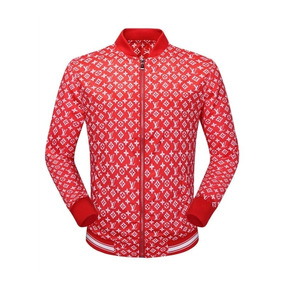 Supreme Louis Vuitton Sweter Sweatshirt Saco Campera Saco E7