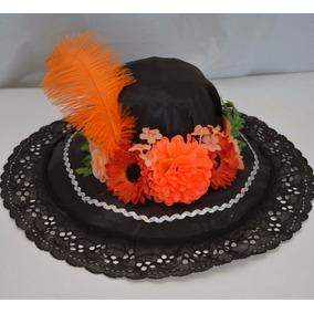 Disfraces Para Dia De Muertos De Hadas Y Sombreros en Mercado Libre ... 2fcea02b213