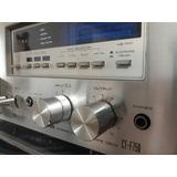 Hermoso Tape Deck Pioneer Ct-f750 Divino Cassette Permuto