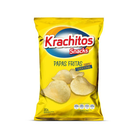 Papas Fritas Krachitos 30g Tira X6u