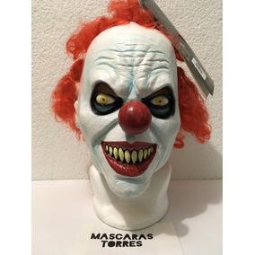 Mascaras Halloween Payaso Originales en Mercado Libre Mxico
