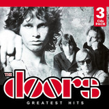 Cd The Doors Greatest Hits 3 Cd Pack