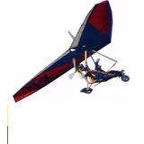Planos Ultraleve Trike Biplace Rotax Parapente