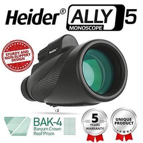 Heider Ally5 Monoscope 12x50 Compact Monocular Scope Imperme