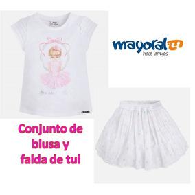 Conjunto De Blusa De Tirantes Y Falda Corta Color Naranja - Ropa ... 132475b5fec8