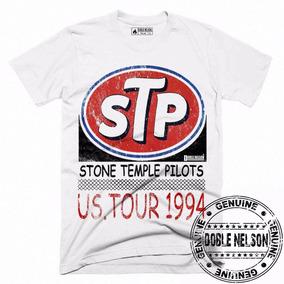 Remera Hombre Doble Nelson Stone Temple Pilots Rock Stp