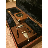 Cigar Box Guitar C/ Amp Pignose Legendary 7/100 Caja Madera
