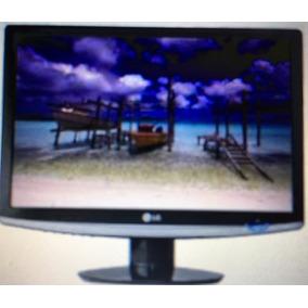 Monitor 17 Polegadas Widescreen Acompanha Cabos