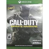 Call Of Duty Infinite Warfare En Excelente Estado