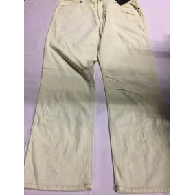 Jeans Sean John Talla 40x32-34 En Pana Crema