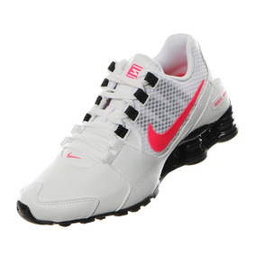 2d7593b18aa ... greece tenis nike shox avenue bco coral mujer 844131 100 original 43656  74ab2 italy tenis nike shox air ultra black and white. cargando zoom. ...