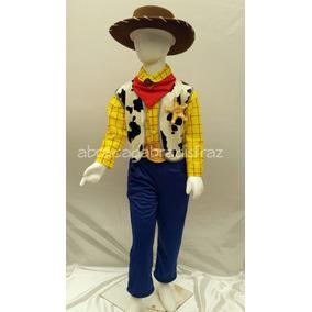 Disfraz Tipo Woody Toy Story Vaquero Incluye Sombrero Niño fdb8dd1be44
