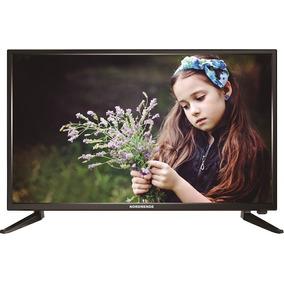 Tv Led 39¨ Hd Smart Análogo Nordmende