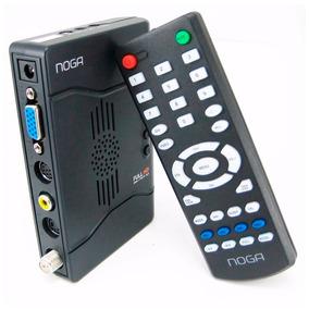 Sintonizadora Tv Externa Convierte Monitor En Tv Hd Vga Rca