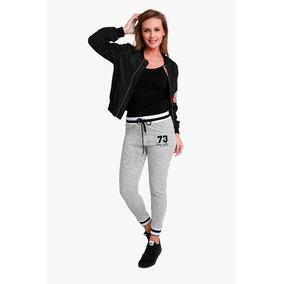 Pantalon Pants Jogger Dama Mujer Resorte Leggings Gimnasio