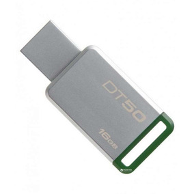 Pendrive 16gb Kingston Datatraveler Dt50 Memoria Usb 3.0