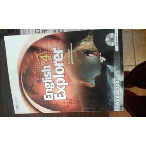 Libro, Texto Secundaria 4º Ingles,