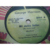 Beatles - George Harrison - Mi Dulce Señor - Disco Simple