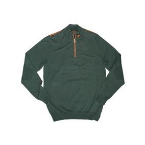 Sweater Con Cierre De Algodón 7026772/112 Jean Vernier