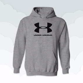 1a69a5f054531 Sudaderas Under Armour Hombre Baratas Color Primario Gris en Mercado ...