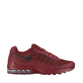 Tenis Casual Hombre Nike Air Max Color Vino Im264 A